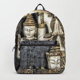 3 Buddhas Backpack