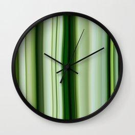 Leek Wall Clock
