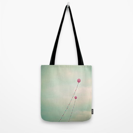 Whimsical Balloons Tote Bag