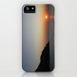 Sunset II iPhone Case