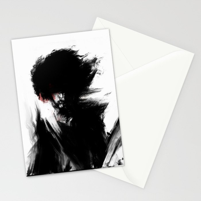 Bushido Stationery Cards