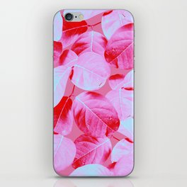 RUBBER PLANT iPhone Skin