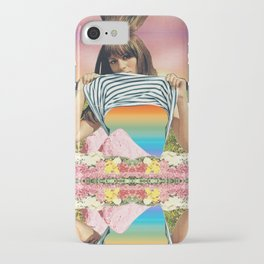 Internal Rainbow II iPhone Case