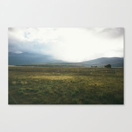 Rural Leadville  Canvas Print