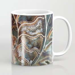 Fossilized Shell Coffee Mug