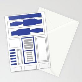Artoo-Detoo Stationery Cards