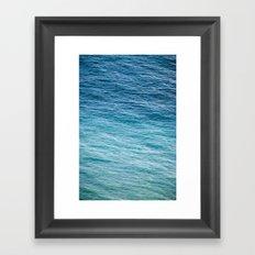 Sea 6415 Framed Art Print