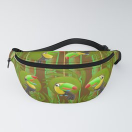 Toucan Party! Fanny Pack