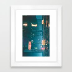 KOW.T6 (everyday 02.14.16) Framed Art Print