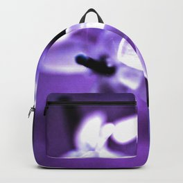 In The Gloaming Blooms Wild Flowers Backpack