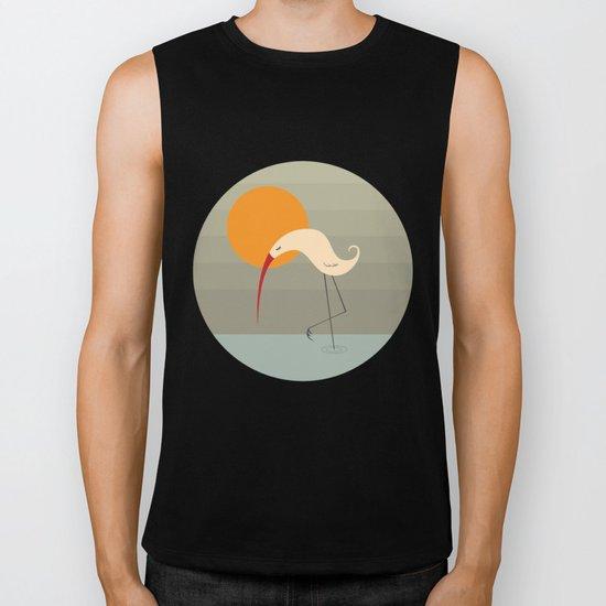 Bird Vertical Biker Tank