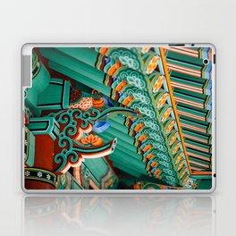 Hwaeomsa Temple Decorative Roof Laptop & iPad Skin