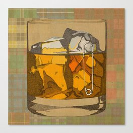 Scotch  Canvas Print