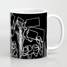 BLM :: Protest 01 Coffee Mug