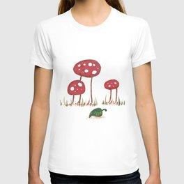 Fall Shrooms T-shirt