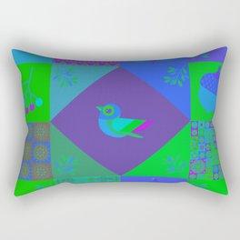 PATCHWORK223 Rectangular Pillow