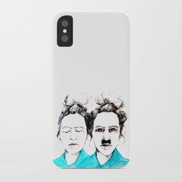 Inner Dictator iPhone Case