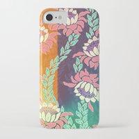 sunrise iPhone & iPod Cases featuring Sunrise by Vikki Salmela