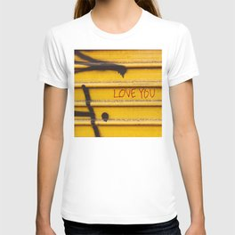 Love You, New York T-shirt