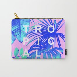 Tropical Carry-All Pouch