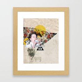 Gourmandise Framed Art Print