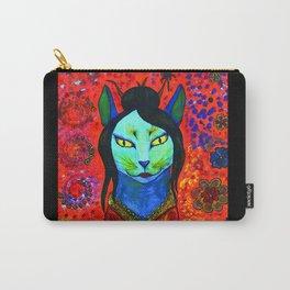 Kitty Geisha Carry-All Pouch
