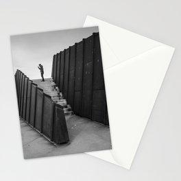 Lone Man Stationery Cards