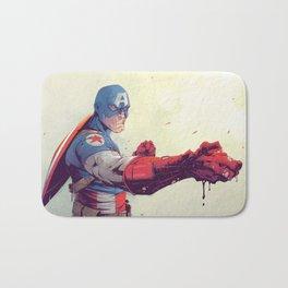 America Captain Bath Mat