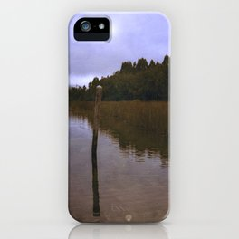 The Forest 02 iPhone Case