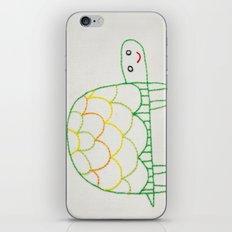 T Turtle iPhone & iPod Skin