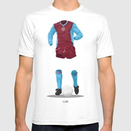 Aston Villa 1981/82 - European Cup Winners  T-shirt