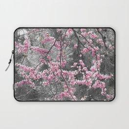 Under The Redbud Tree Laptop Sleeve