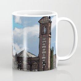 Plaza de Cervantes Coffee Mug
