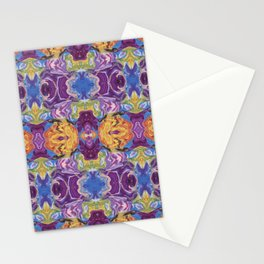 Florid Oasis Stationery Cards
