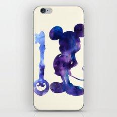 The Key iPhone & iPod Skin