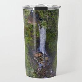 Cascada Fin del Mundo Travel Mug