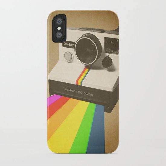 Focus Fondly iPhone Case