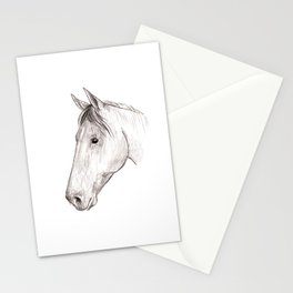 Horse 01 Stationery Cards