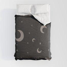 Moon Dark Comforters