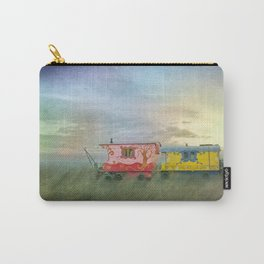 gypsy caravans Carry-All Pouch