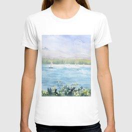 Cayuga Lake Regatta T-shirt