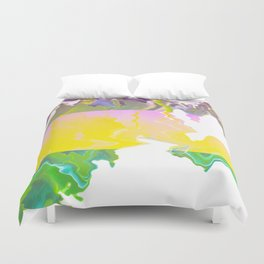 A thousand reasons Duvet Cover