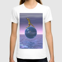 look up to the stars T-shirt