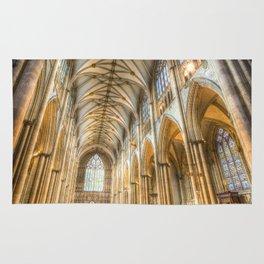 York Minster Cathedral Rug