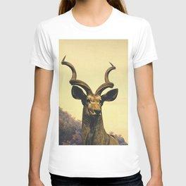 Hi, I am kudu T-shirt