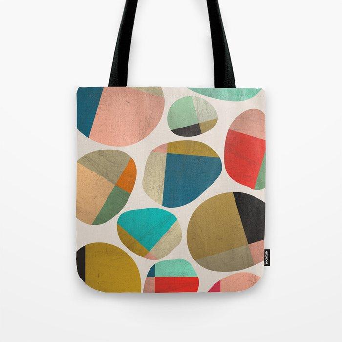 Playful Stones Tote Bag