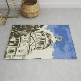 Saint Paul's Cathedral London Rug
