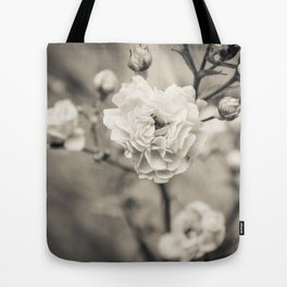 Petals Soft as Pearls Tote Bag