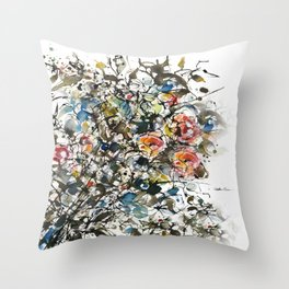 THOUGHTS 2 Throw Pillow