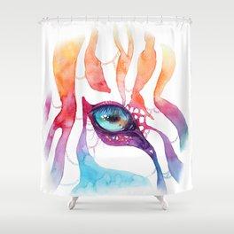 ZZebra Shower Curtain